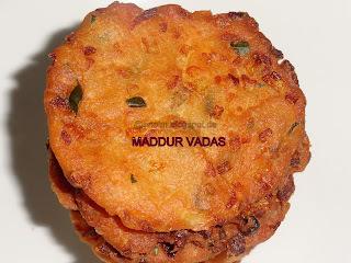 Maddur Vadas