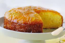 Σιροπιαστό κέικ καρύδας