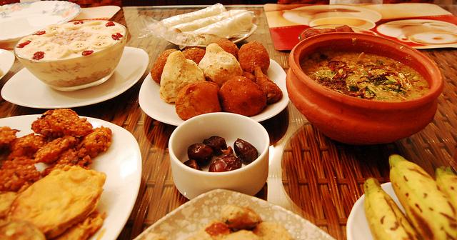 Recettes pour le menu les repas plats pour le Ramadan 2015 (1436) et de l'Aïd El Kebir