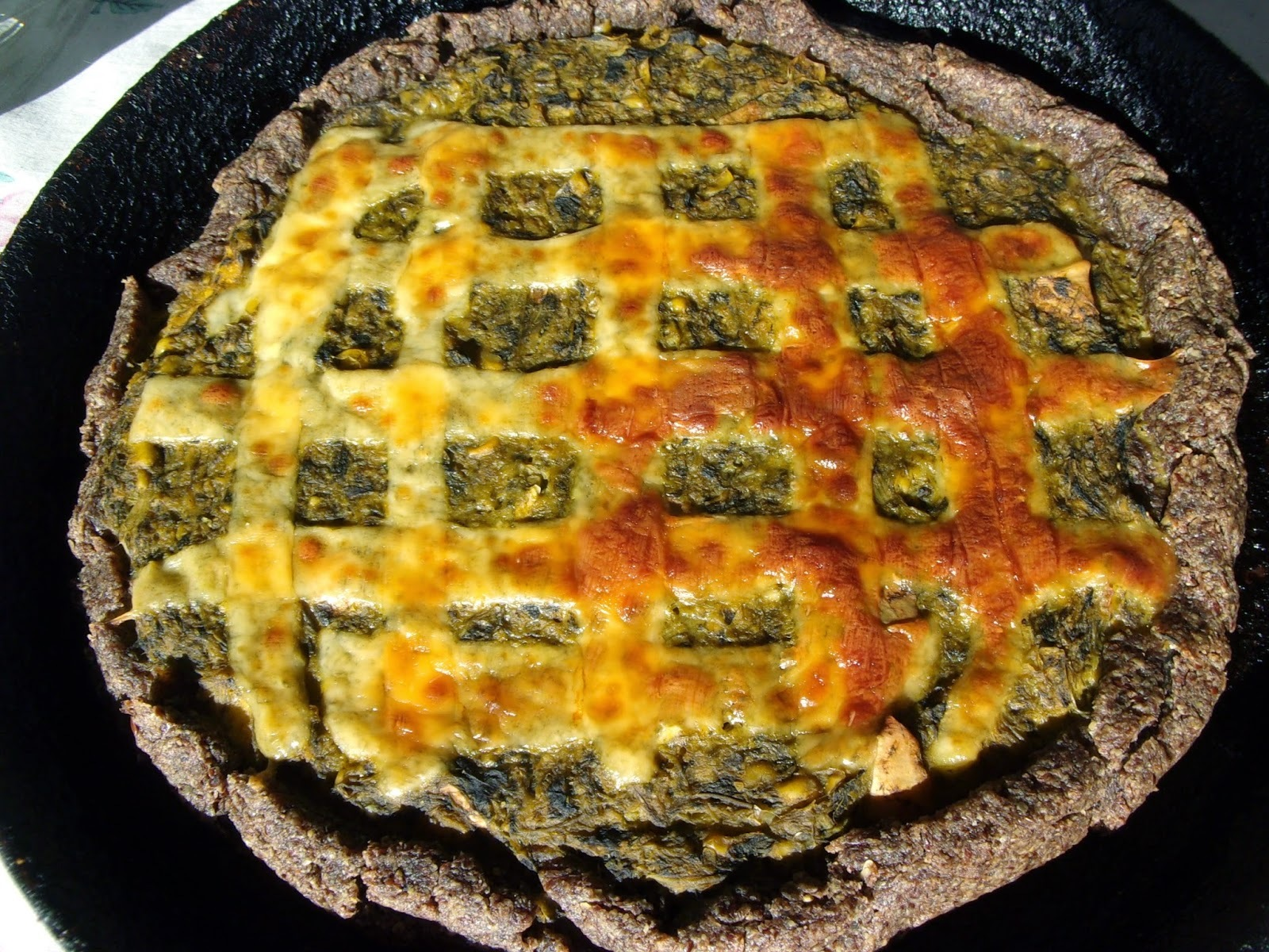 Rincón Vegano- Vegetariano: Tritarta  A la Paula