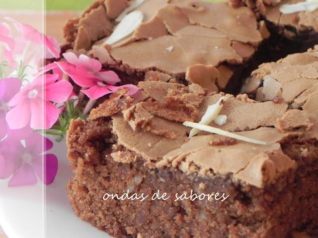 Brownie de Chocolate com Castanhas-do-pará