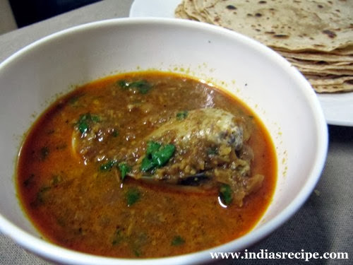 Tisrya Masala (Clams Masala / Clams Curry)