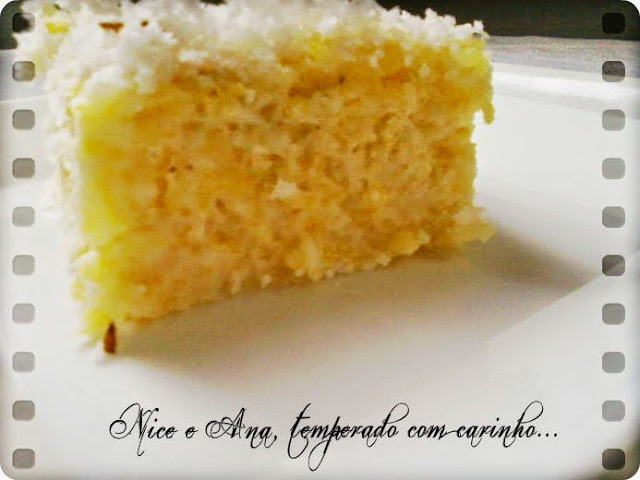 canjiquinha doce simples