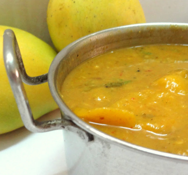 Mango Sambar