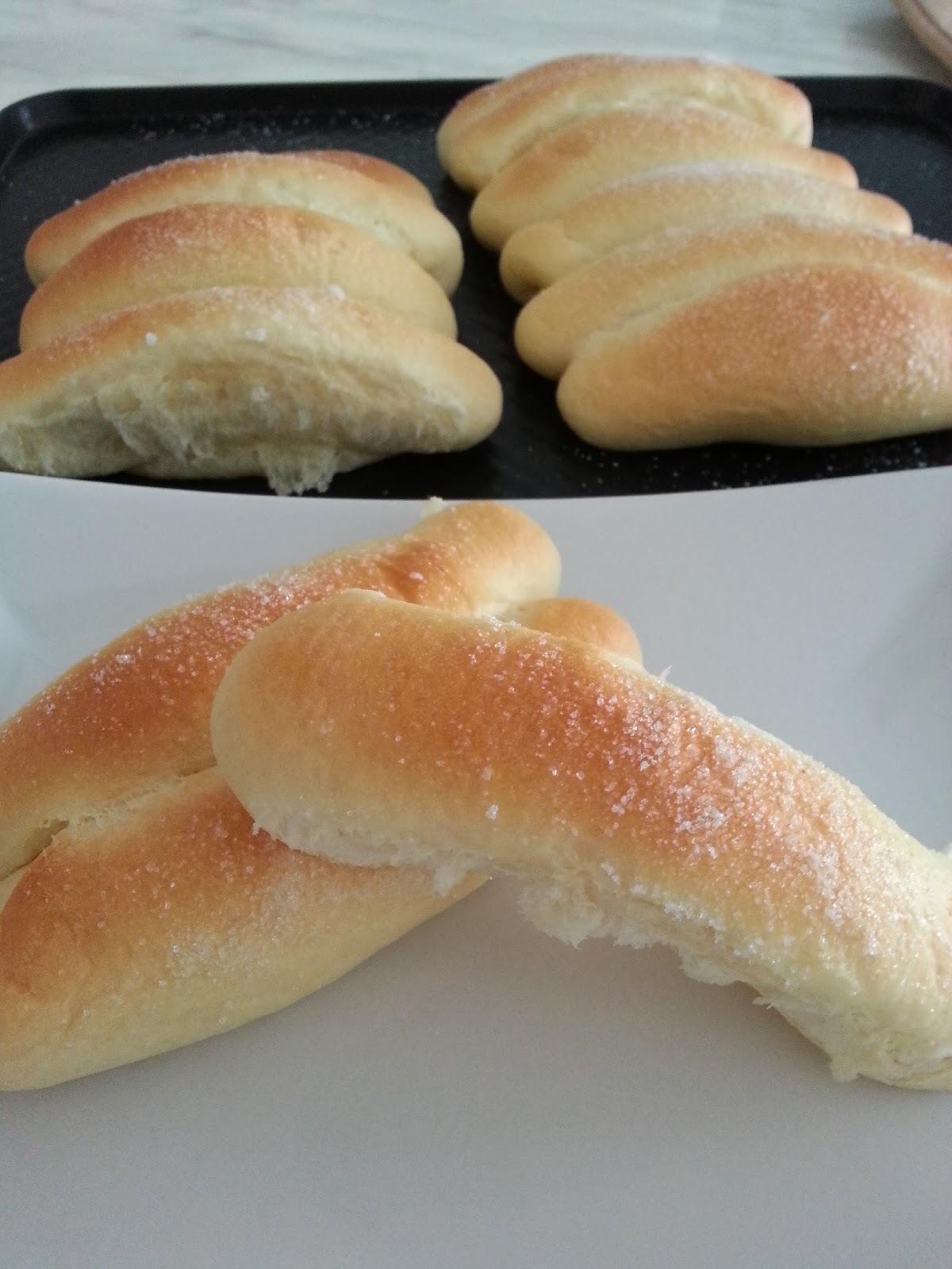 白糖面包 ~ Sugar Bread