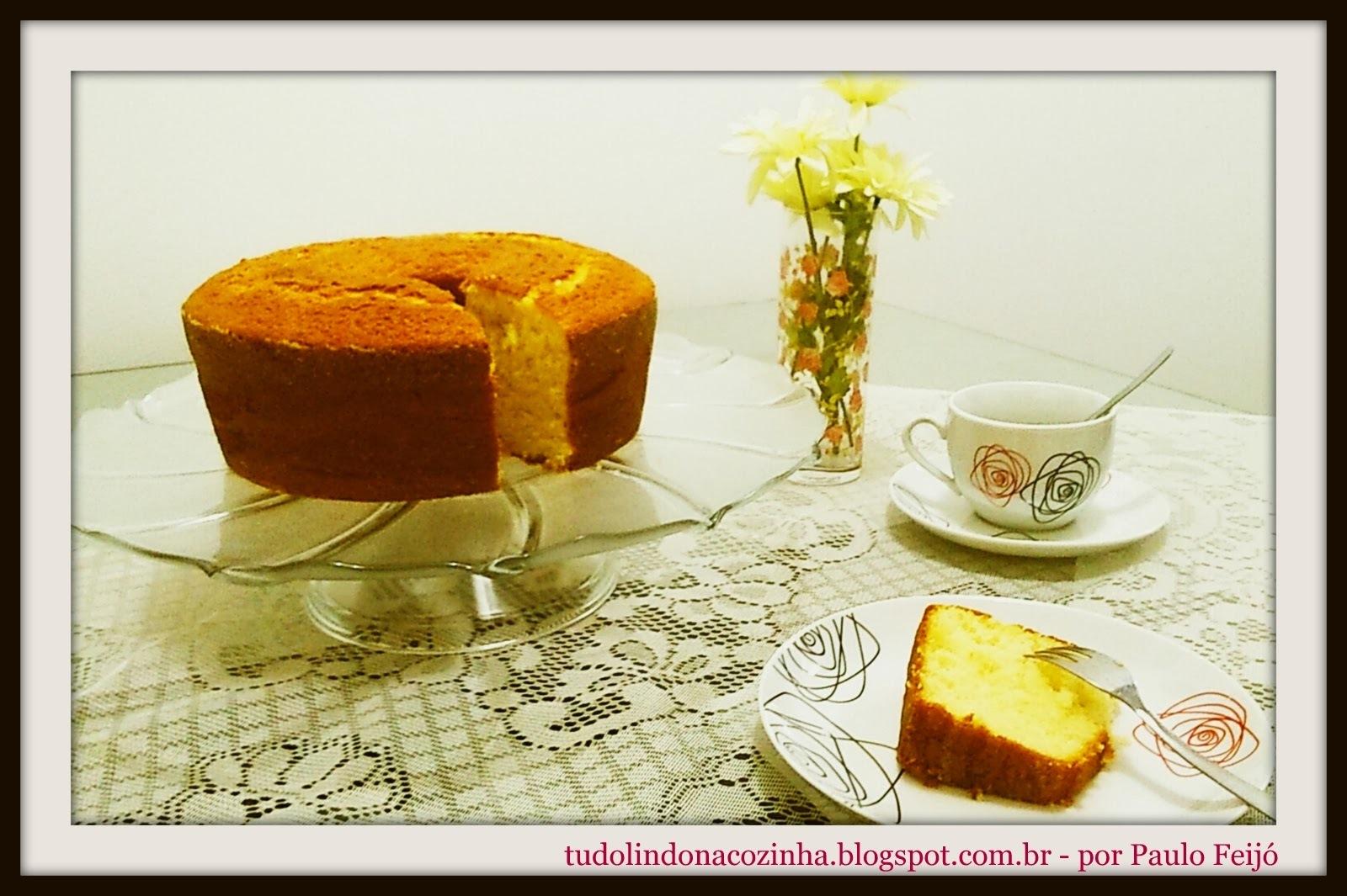 A minha receita de Bolo Fofo (o famoso bolo de bolo)