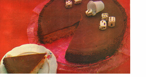 bolo de liquidificador para tomar cafe
