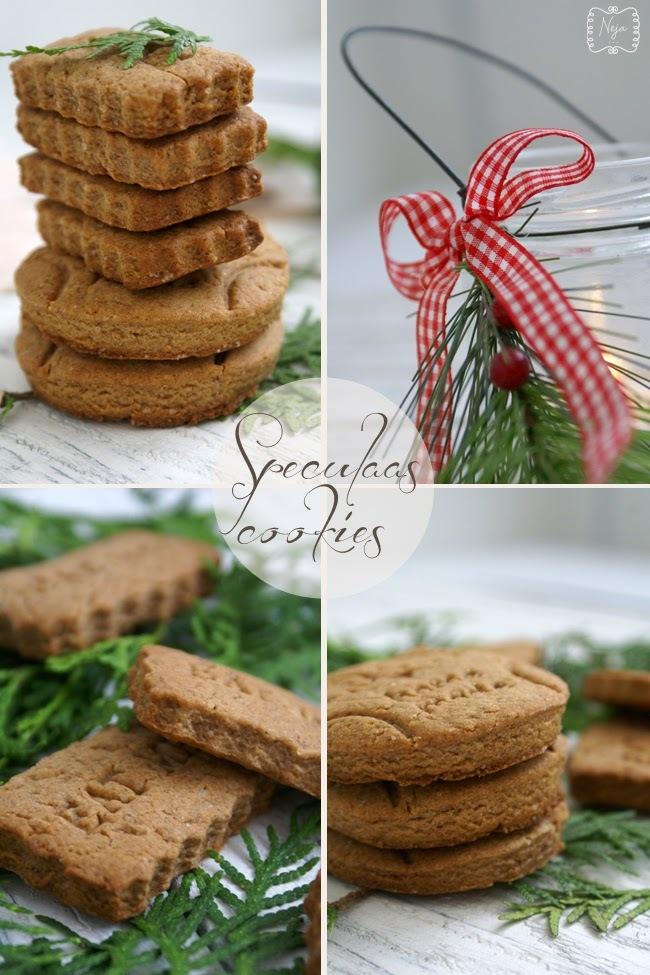 Speculaas cookies / Spekulas piškoti + Nagradna igra