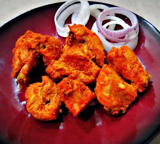 chicken tandoori on tawa