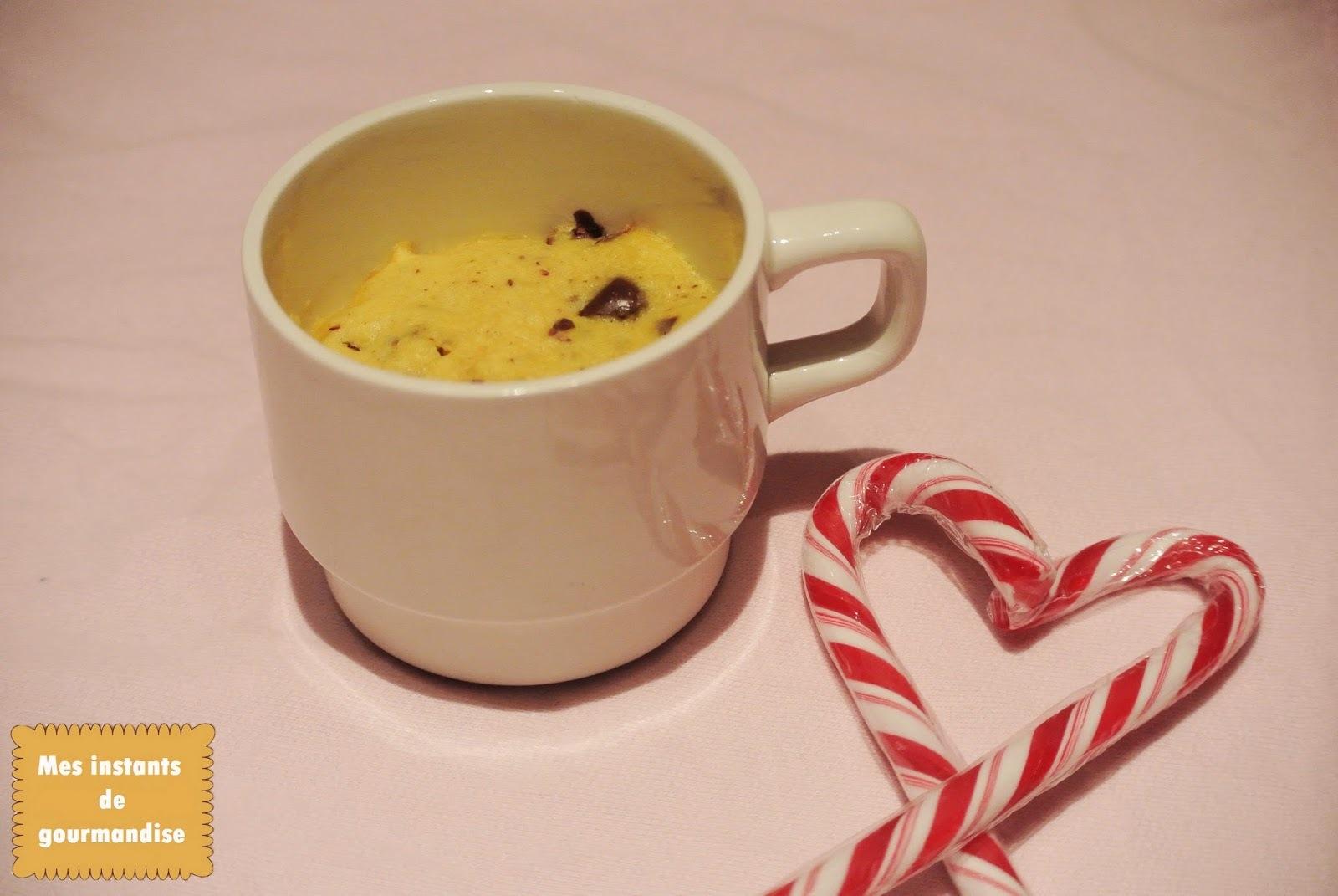 Battle Food #18 : Mug Cookie