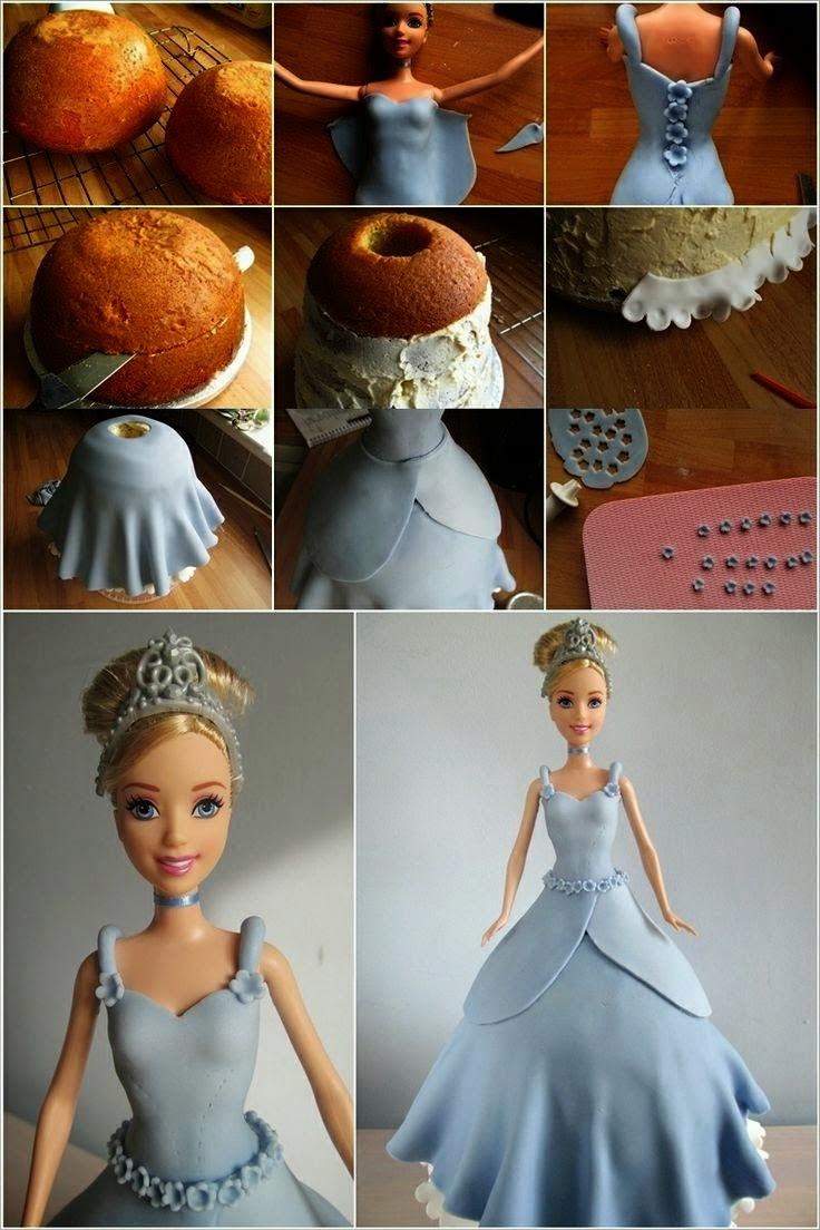 15 ideias para decorar vários tipos de bolos