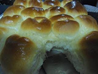 como faz glacê para colocar em cima do pão doce
