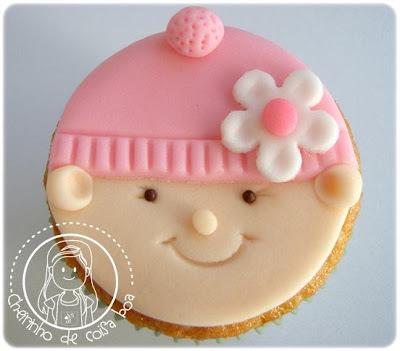 Cupcake Bebê