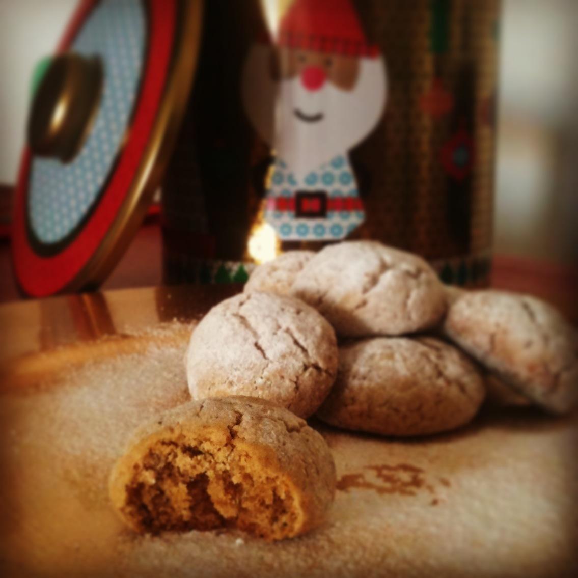 Galletas de Navidad: Pfeffernüssen o Nueces de pimienta