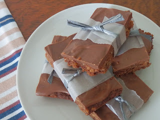 Sydney Specials (or Chocolate Crunch Slices)