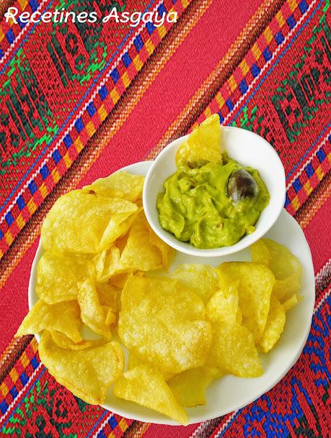Dip Cremoso de Guacamole