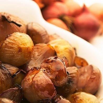 Cebolla asada al horno muy facil