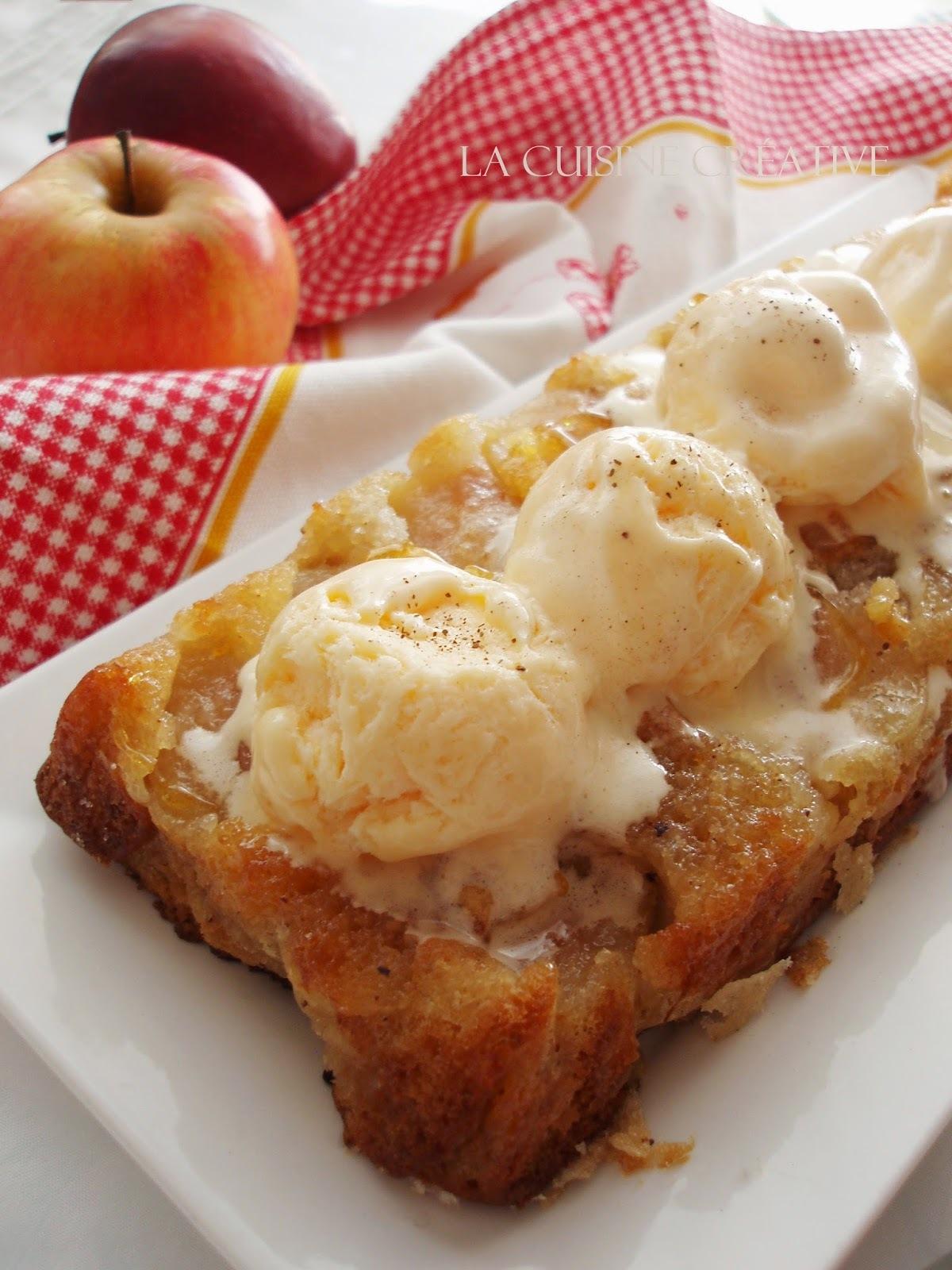 Izvrnuti kolač sa jabukama