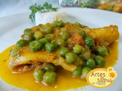 de file de peixe frito sem oleo
