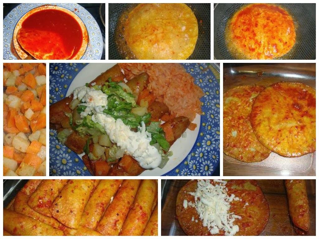 Tacos Potosinos o Tacos Camila