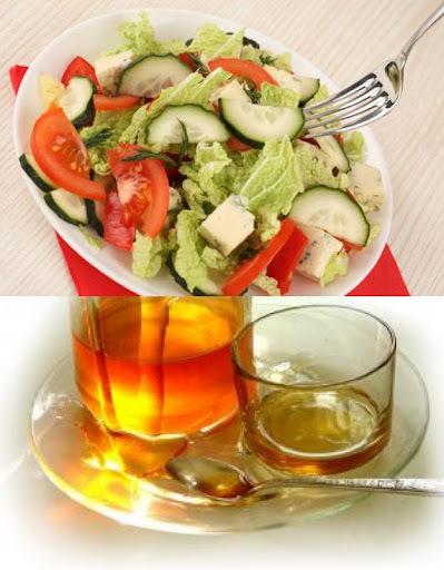 Doce Mel - molho para saladas