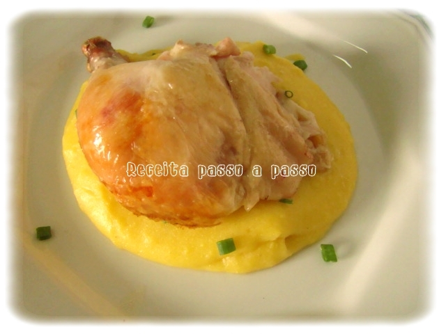 Frango Assado Inteiro (Whole Roasted Chicken)