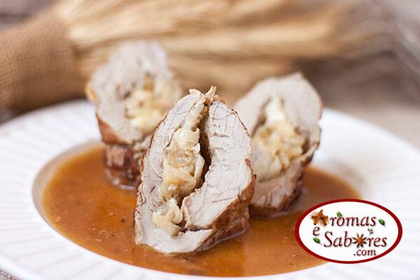 farofa de carne moida para rechear frango
