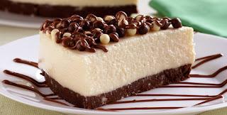 torta de bis com massa de bolacha
