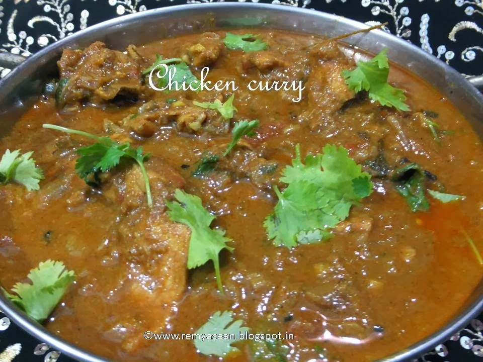curry for chapathi