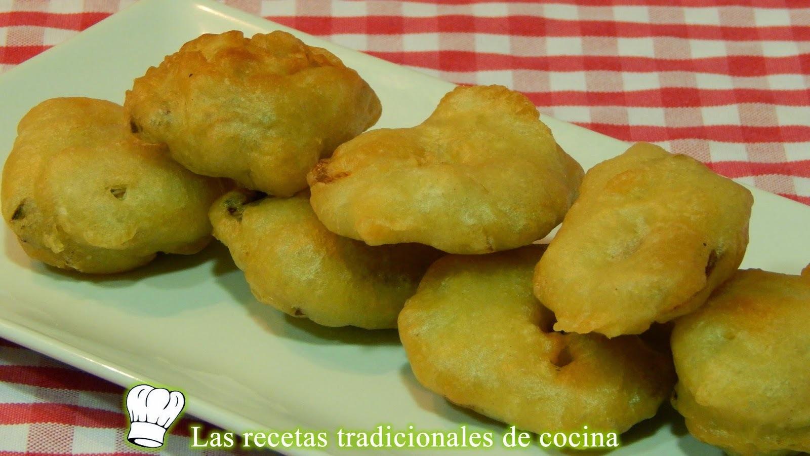 Receta de alcachofas rebozadas crujientes