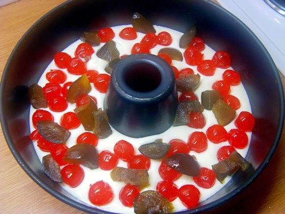 Ζελέ με γιαούρτι (γιαουρτοζελέ)