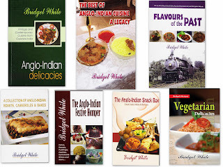 BRIDGET'S ANGLO-INDIAN RECIPE BOOKS