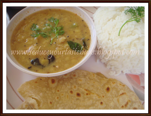 Gujarati Dal From Sukham Ayu For ICC