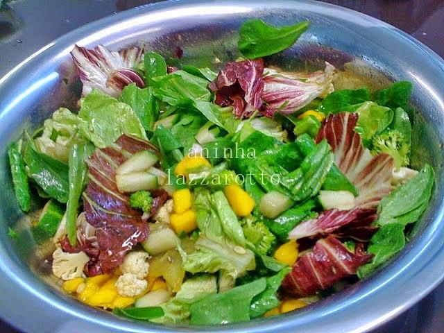 Salada Contemporânea