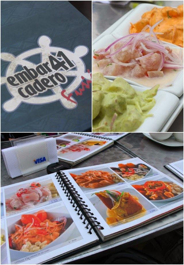 Un fin de semana (de deleite gastronómico) en Lima