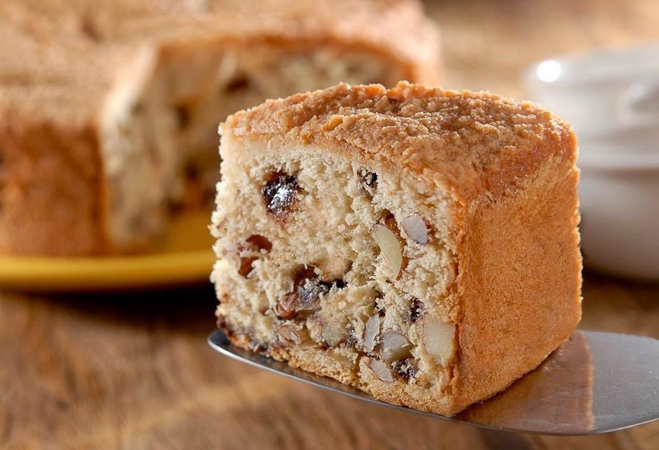 de pão caseiro com fermento biológico seco fleischmann