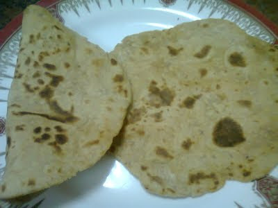 Masala Chapathi