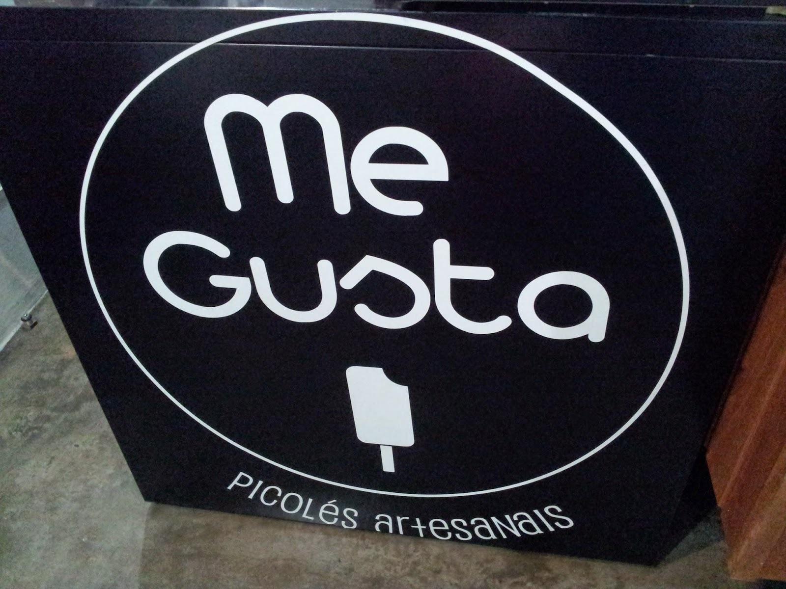 Me Gusta - Picolés Artesanais