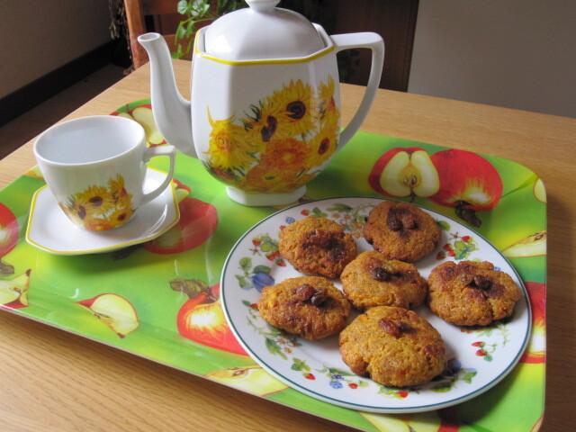 Biscoitos à oriental