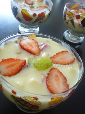 custard 1 2 kg milk