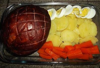 tender bolinha com batatas