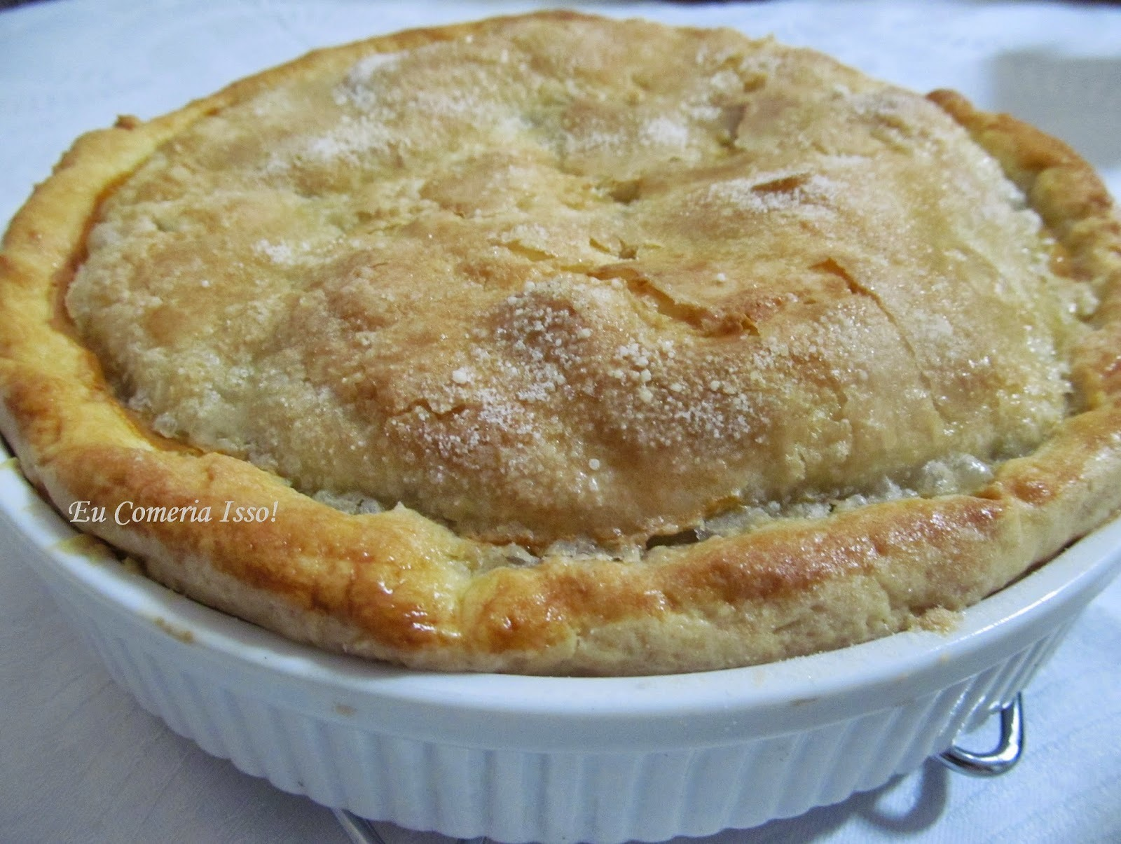 Apple Pie (Torta de Maçã)