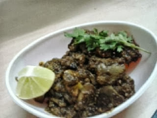 chicken kaleji fry in marathi