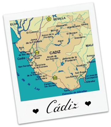 Guía Turística (y Dulce) de Cádiz