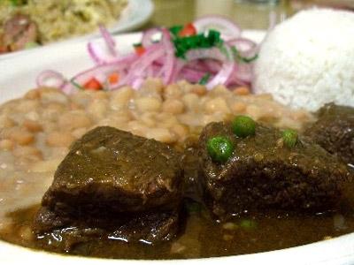 ¿Cómo preparar un Seco de Cabrito? - PLATO TRADICIONAL PERUANO - Ingredientes - Seco de carne de cabrito