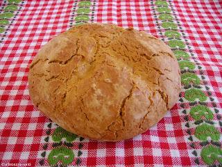 Ír szódás kenyér (Irish soda bread)