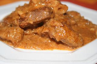 Mutton qorma (Korma, Pakistani recipe)