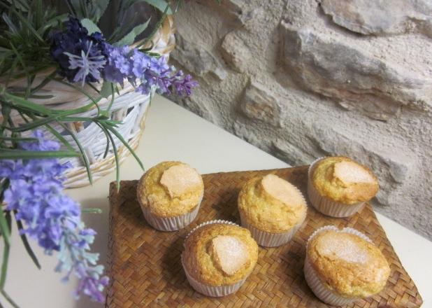 magdalenes amb farina d espelta