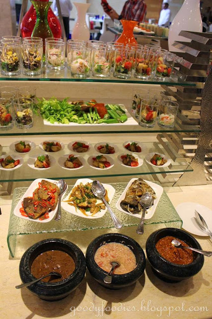 Mother's Day Celebration @ Palm Hill Cafe, Putrajaya Shangri-La