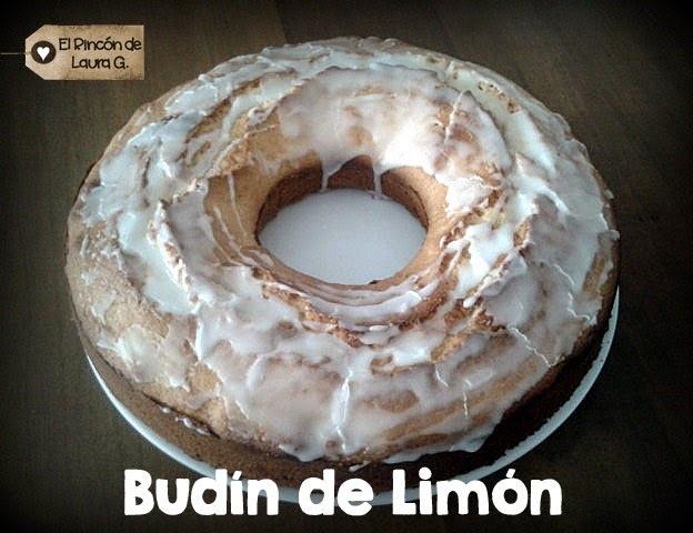 Receta de Budín de Limón • Bizcocho de Limón